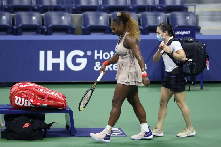 Window closing on Williams' quest for 24th Slam title
