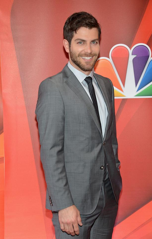 NEW YORK, NY - MAY 13:  Actor Neal Bledsoe attends 2013 NBC Upfront Presentation Red Carpet Event at Radio City Music Hall on May 13, 2013 in New York City.  (Photo by Slaven Vlasic/Getty Images)