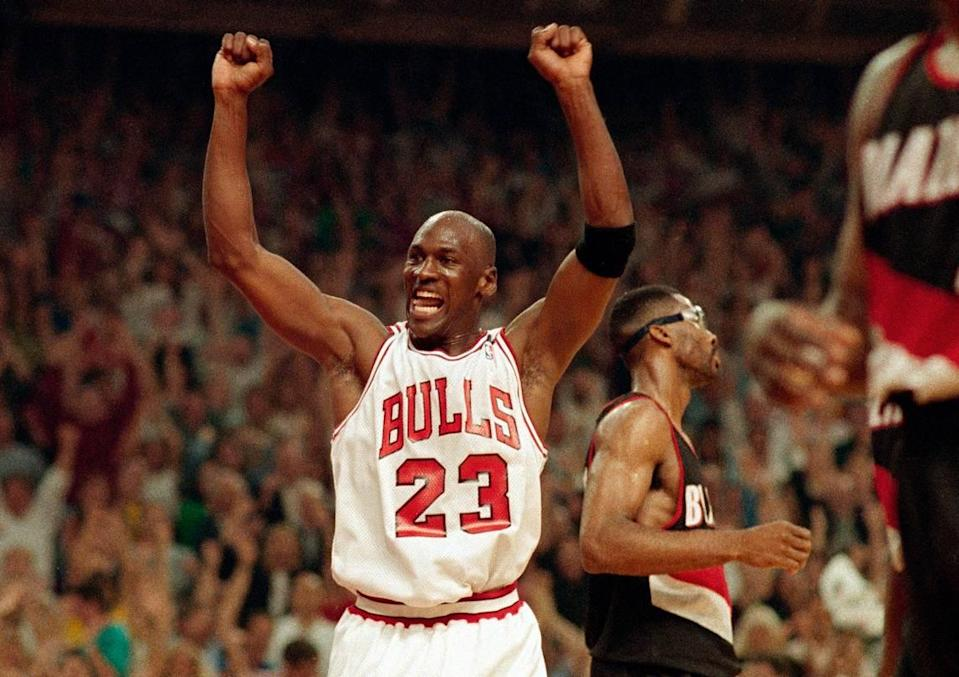 """ESPN's """"The Last Dance"""" documentary, featuring Michael Jordan's Chicago Bulls, has made for compelling television."""