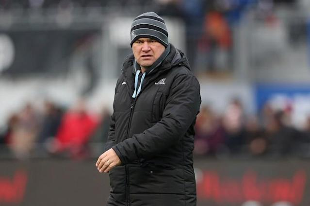 FILE PHOTO: European Rugby Champions Cup - Saracens v Glasgow Warriors