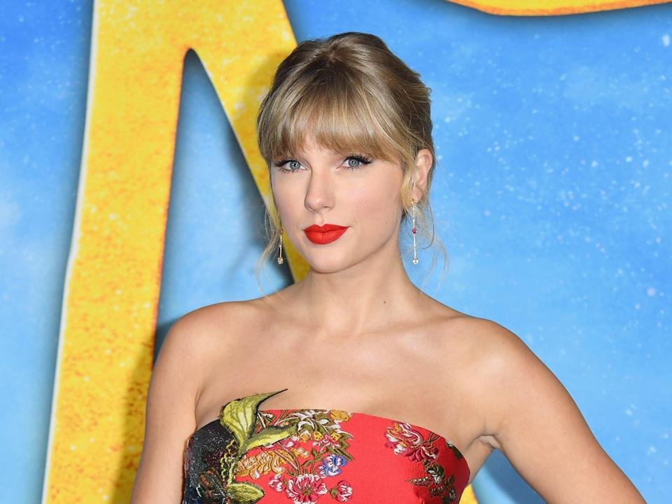 <p>File: Taylor Swift takes to Twitter to celebrate the passing of the Equality Act in the House of Representatives</p> (AFP via Getty Images)