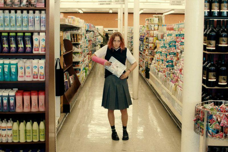 <p>The female coming-of-age story has never been a major film genre, and Greta Gerwig's solo directorial debut shows audiences exactly what they've been missing. Saoirse Ronan is transcendent as Christine, a.k.a. Lady Bird, a Sacramento teenager who struggles to find herself as she barrels through her final year of high school in 2002. The film is achingly realistic, from Lady Bird's tumultuous relationship with her mother (the astounding Laurie Metcalf) to her miscommunication-driven first romances to her despairing and hilarious attempts to figure out her place in the world. Each scene is a precisely edited gem, radiating humor, truth, and that particular swell of emotion that exists only on the brink of adulthood. It's an instant classic of a genre that is just now finding a foothold in Hollywood. <em>— G.W. </em>(Photo: A24) </p>