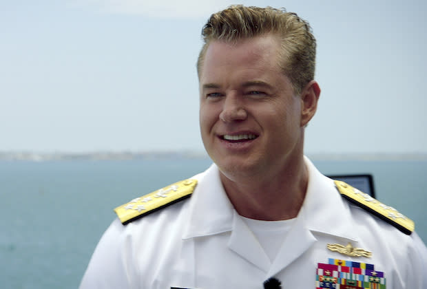 """""""The Final Fight"""" is at hand, declares the key art for the fifth and final season of The Last Ship. And if the below image of Eric Dane's heavily armed Tom Chandler doesn't leave you seeing red, there's an excellent chance that your vision needs to be checked. As previously reported, when the TNT drama […]"""