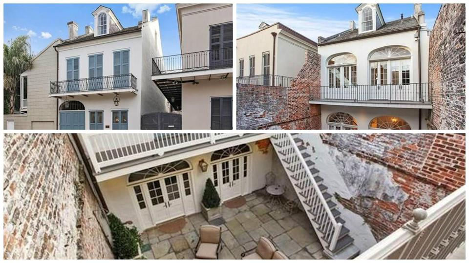 Creole townhome