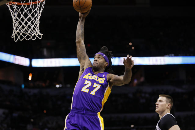 Jordan Hill, Lakers agree on two-year, $18M deal