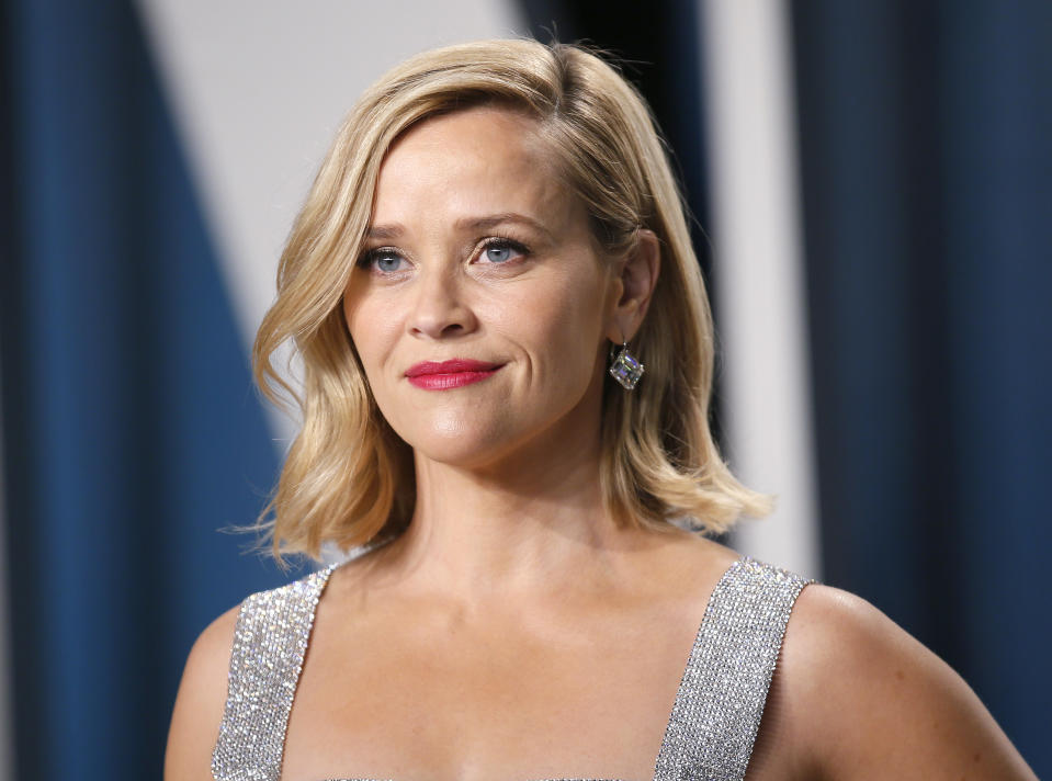 "Reese Witherspoon has inspired celebrities to jump on new ""2020 moods"" meme. (Photo: Reuters)"