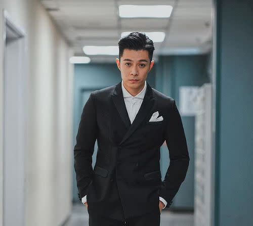 It is not confirmed yet if Pakho Chau will be one of the male leads