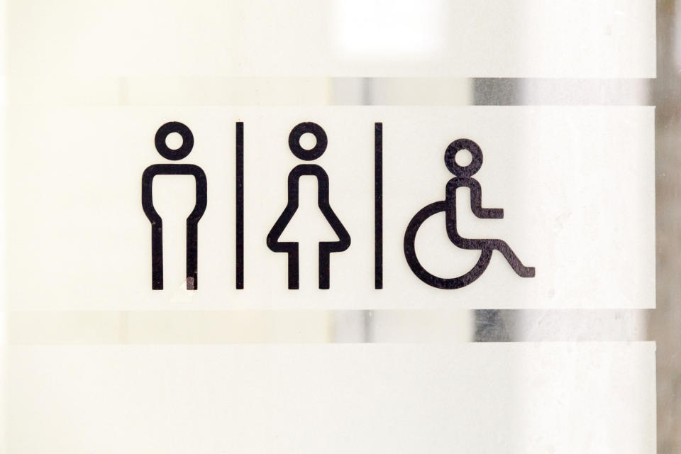JD Wetherspoons will install 'Not Every Disability is Visible' signs in all toilets [Photo: Getty]