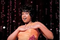 <p>The Oscar- and Grammy-winning star made her movie debut in this iconic musical, which earned her the Oscar for Best Supporting Actress.</p>