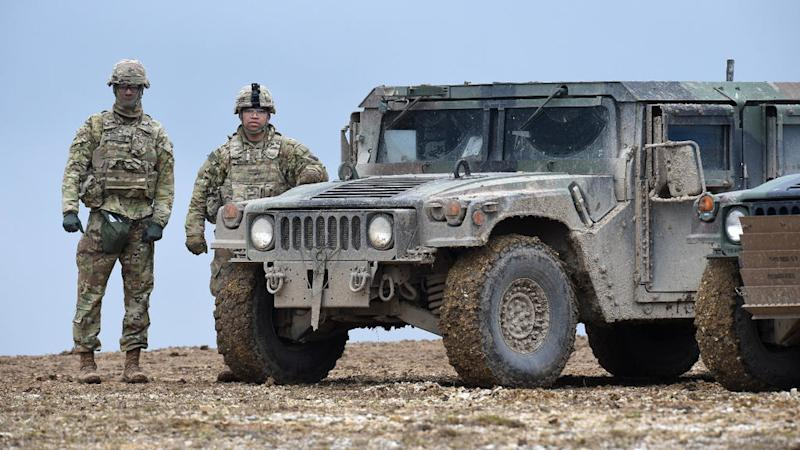 US to withdraw 11,900 troops from Germany, about half to be redeployed in Europe