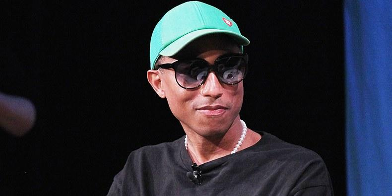 Grammys 2019: Pharrell Wins Producer of the Year