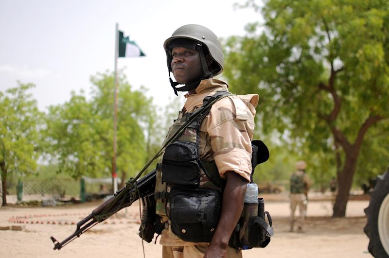 Army patrols were sent out after a deadly gunfight near near the Nigeria city of Jos, located in a region known as a hotbed of ethnic, sectarian and religious tensions