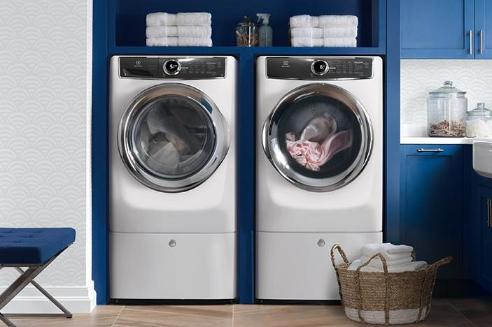 Six Washing Machines That Make Laundry Day A Little Less