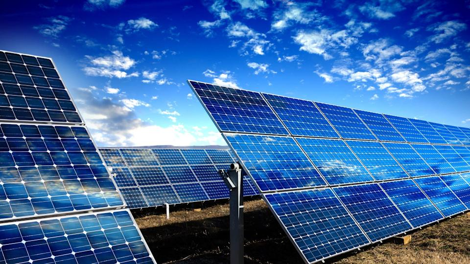 Copper is an important component of solar panels, as is silver, silicon and zinc.