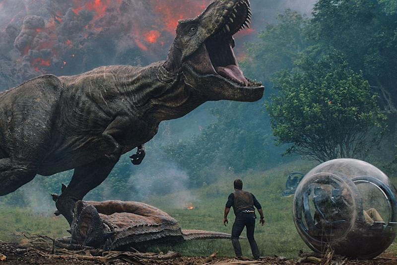 Jurassic World: Fallen Kingdom (Credit: Universal)