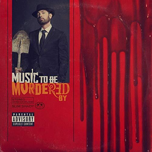 The album cover for Eminem's Music to be Murdered By. (Photo: Shady Records)