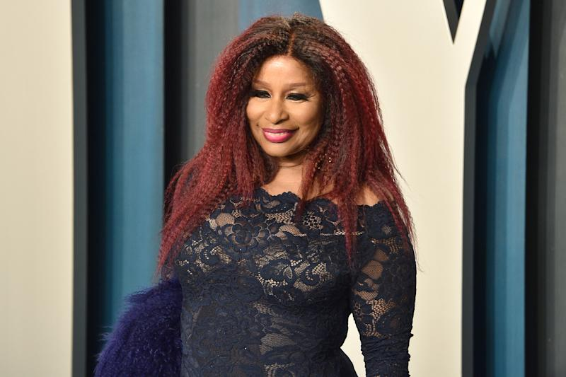 Chaka Khan is publically struggled with her weight and now she admits that she does not like what she sees in the mirror. (Photo by David Crotty/Patrick McMullan via Getty Images)