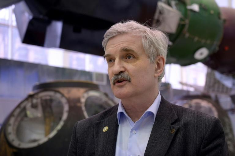 Kaleri says models of a replacement for Soyuz are being tested, but 'it's a fairly long process'