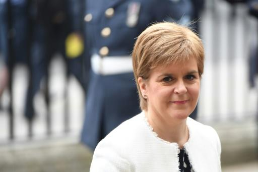 Scotland's First Minister Nicola Sturgeon has refused to meet Trump on his visit but has resisted pressure from some Scottish lawmakers to deny him landing rights at Glasgow's Prestwick Airport