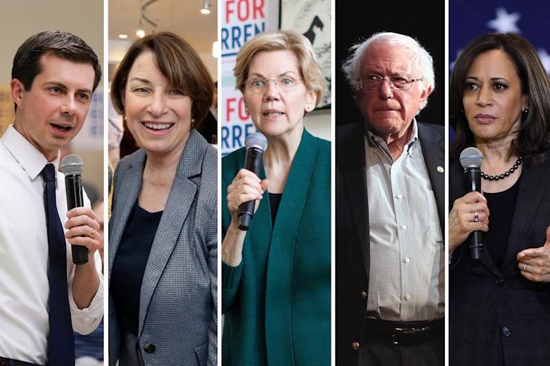 What the 2020 Candidates Said During CNN's Back-to-Back Town Halls