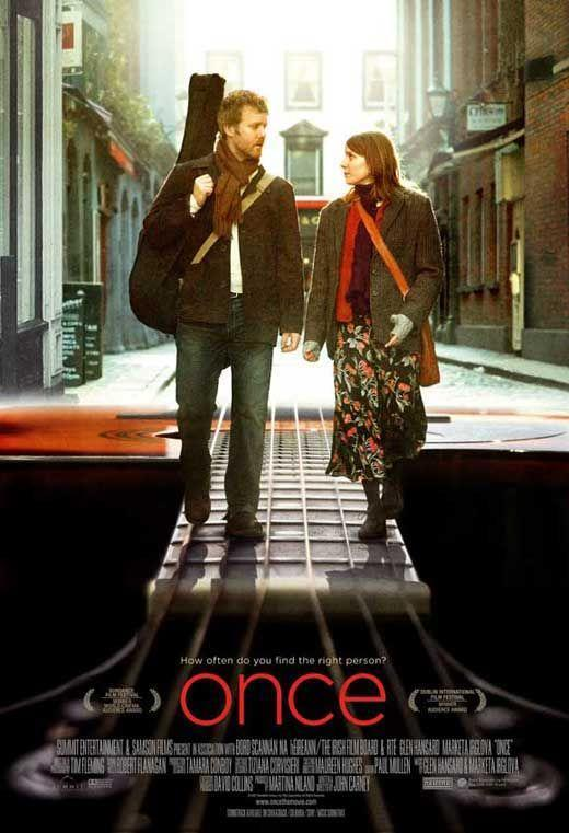 """<p>With music written by its charming lead, Glen Hansard, <em>Once </em>is the rare musical film that holds up as both a compelling drama and an outstanding album. Hansard and Markéta Irglovà sing their hearts out through searing ballad after searing ballad, with the opener and closer–<a href=""""https://www.youtube.com/watch?v=k8mtXwtapX4"""" rel=""""nofollow noopener"""" target=""""_blank"""" data-ylk=""""slk:&quot;Falling Slowly&quot;"""" class=""""link rapid-noclick-resp"""">""""Falling Slowly""""</a> and <a href=""""https://www.youtube.com/watch?v=I1PAlG4Af6c"""" rel=""""nofollow noopener"""" target=""""_blank"""" data-ylk=""""slk:&quot;Into the Mystic,&quot;"""" class=""""link rapid-noclick-resp"""">""""Into the Mystic,""""</a> respectively–standing apart for candid lyrics and soaring hooks. Musicals can feel fanciful, but this story of two struggling musicians in Dublin, is gritty and realistic without losing the joy that makes it escapism.</p><p><a class=""""link rapid-noclick-resp"""" href=""""https://www.amazon.com/Once-Glen-Hansard/dp/B0011EP0S6?tag=syn-yahoo-20&ascsubtag=%5Bartid%7C10072.g.27734413%5Bsrc%7Cyahoo-us"""" rel=""""nofollow noopener"""" target=""""_blank"""" data-ylk=""""slk:WATCH NOW"""">WATCH NOW</a></p>"""