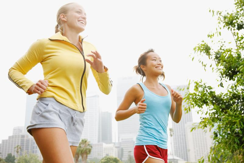 Sharing Workout Results With Friends Could Make You Work Out Harder, Study Finds
