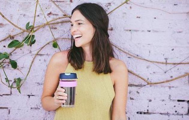 Get your coffee to go and have more time exploring, with a KeepCup. Source: Supplied