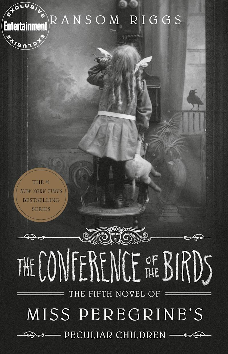 Ransom Riggs offers sneak peek of Book 5 in Miss Peregrine: 'The peculiars are in serious trouble'