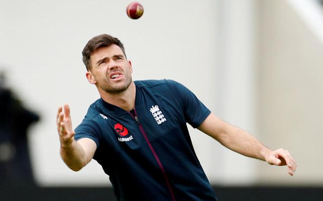 James Anderson will miss the tour of New Zealand but hopes to be available to play in South Africa - Action Images via Reuters