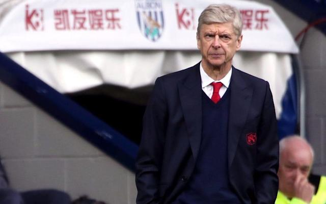 Wenger is facing growing calls to leave, and his record against the Premier League's best managers may have something to do with that - PA