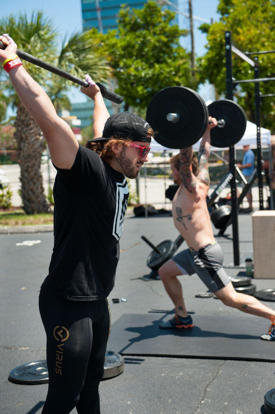 """<p>All validated scores must be submitted within four days of being released. The competition does not recognize any submissions that are <a href=""""https://s3.amazonaws.com/crossfitpubliccontent/CrossFitGames_Rulebook.pdf"""" rel=""""nofollow noopener"""" target=""""_blank"""" data-ylk=""""slk:late or incomplete"""" class=""""link rapid-noclick-resp"""">late or incomplete</a>.</p>"""