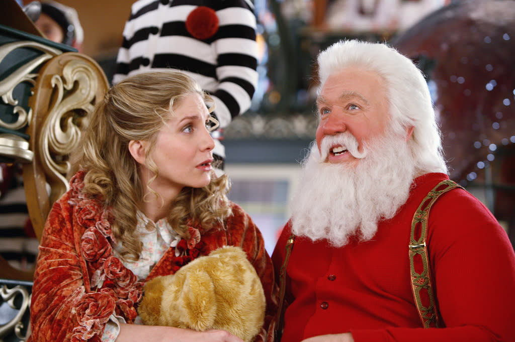 """The Santa Clause 3: The Great Escape Clause"" on ABC Family 