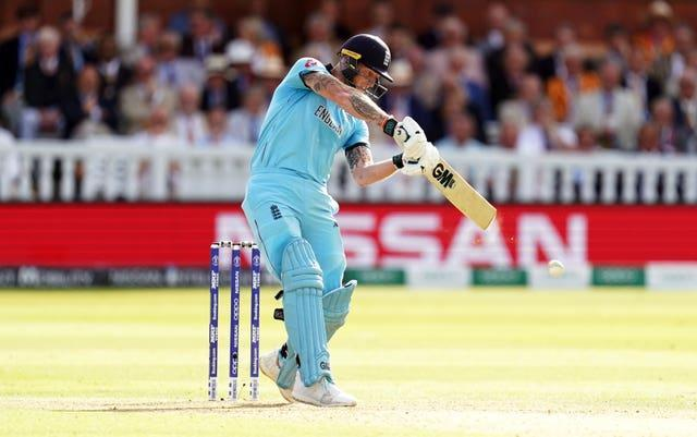 The 2019 World Cup final was Stokes' last 50-over appearance prior to this week.
