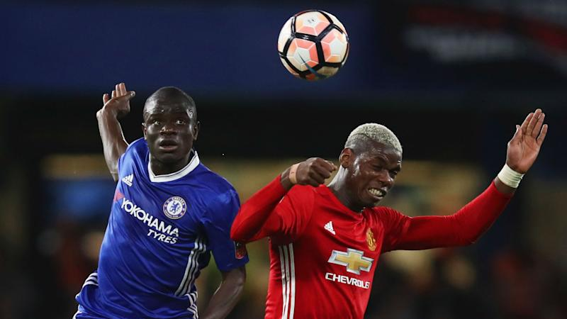 He can run for 11 players! - Pogba in awe of hard-working Kante