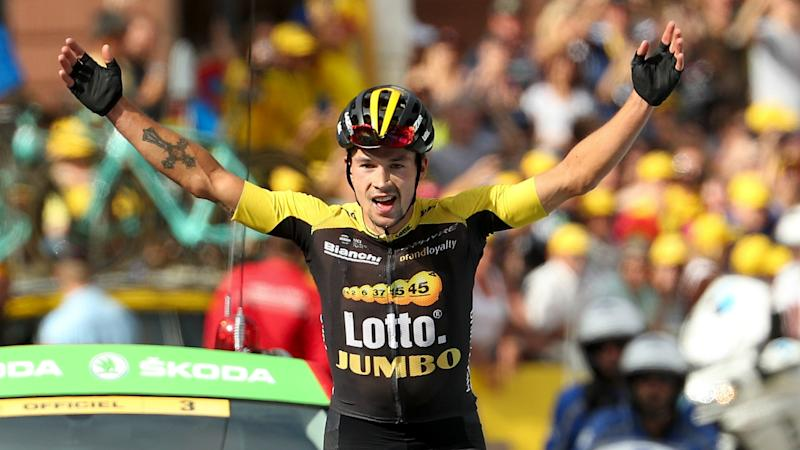 Roglic fit and ready for Tour de France as rescheduled event given green light to start