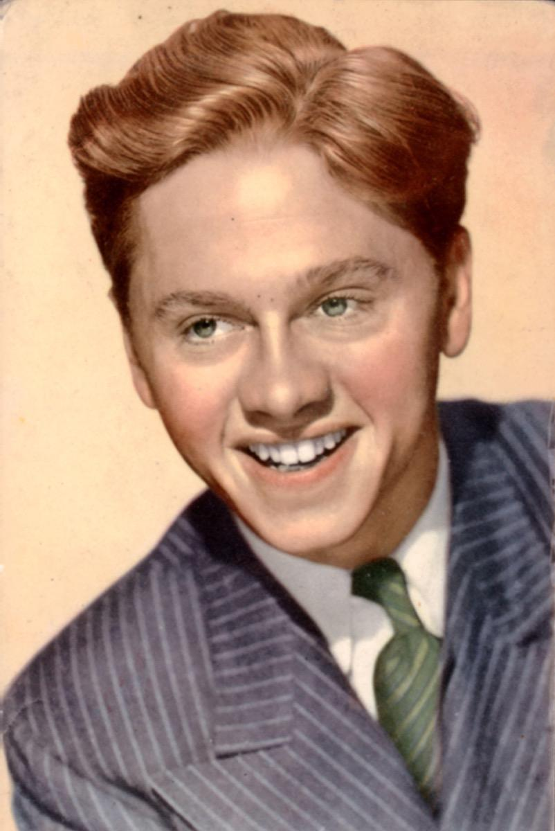 J3DFN2 Mickey Rooney Mickey Rooney Mickey Rooney, biggest male icons