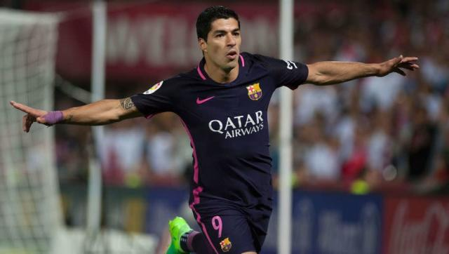 <p><strong>Total career travel: 331,901 km</strong></p> <br><p>There's a big jump to 14th place with Suarez having travelled nearly 100,000 km more than Lewandowski during his career. </p> <br><p>Now at Barcelona, the 30-year-old has come a long way from his Montevideo beginnings in his native Uruguay, lining out for FC Gronigen and Ajax in the Eredivisie and Liverpool in the Premier League. </p>