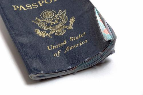 passport damaged lost