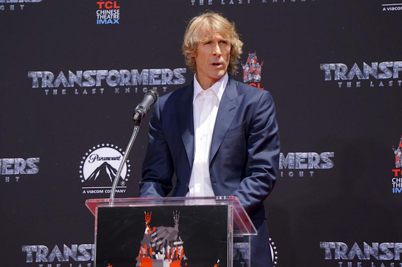 Director Michael Bay (credit: WENN)