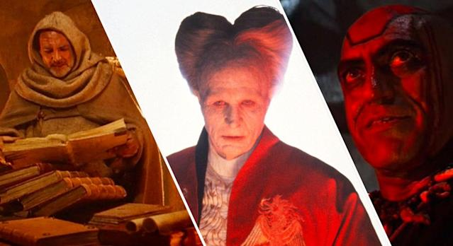 Corin Hardy cites 1986's <i>The Name of the Rose</i>, Francis Ford Coppola's <i>Bram Stoker's Dracula</i>, and Steven Spielberg's <i>Indiana Jones and the Temple of Doom</i> as influences on <i>The Nun</i>.