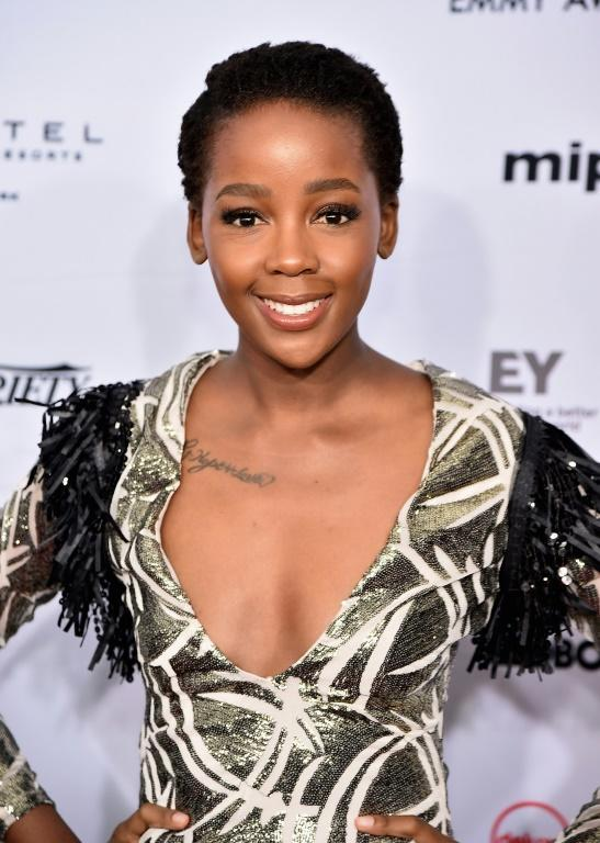 """Thuso Mbedu, pictured in 2018, plays Cora in Barry Jenkins's Amazon series """"The Underground Railroad"""""""