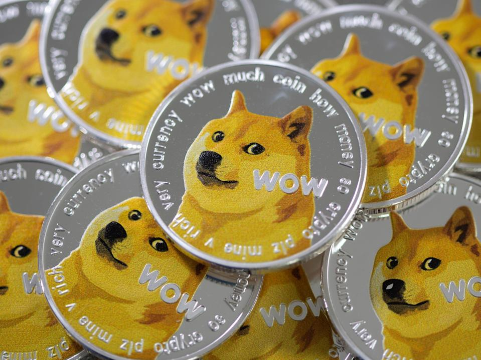 Dogecoin is back above $0.25 on 28 June following hopes of a major update (Reuters)