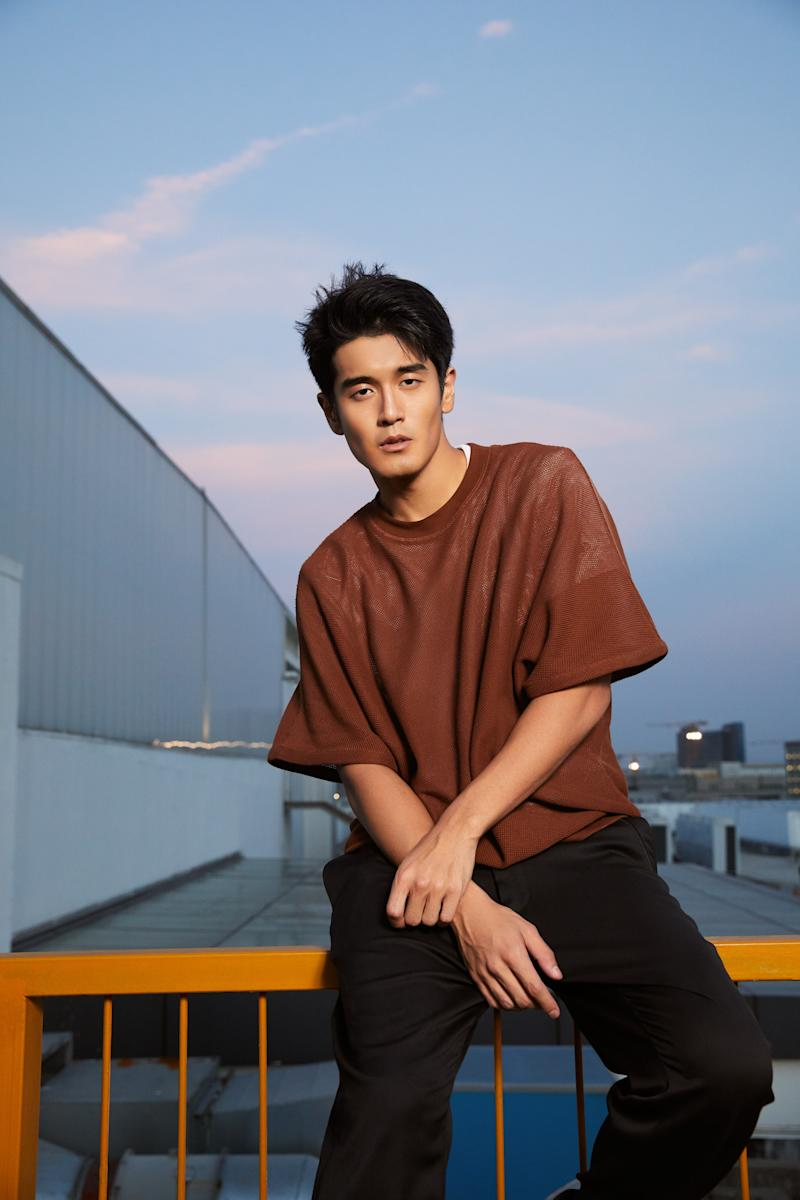 "Nathan Hartono in his ""Make It Right"" music video. (PHOTO: Warner Music Singapore)"