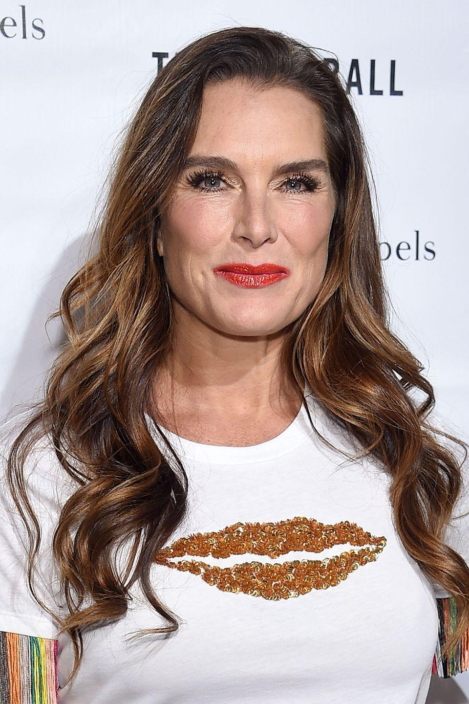 """<p>Unlike many celebrities whose faith was the reason behind remaining celibate until marriage, Brooke Shields attributes being insecure about her body as the reason she didn't have sex until 22 years old. </p><p>""""I had the public and all this pressure, and I wish I had just gotten it over with in the beginning when it was sort of okay,"""" <a href=""""http://www.dailymail.co.uk/tvshowbiz/article-1187371/Brooke-Shields-I-virgin-age-22-I-didnt-like-way-I-looked.html"""" rel=""""nofollow noopener"""" target=""""_blank"""" data-ylk=""""slk:she said"""" class=""""link rapid-noclick-resp"""">she said</a>. """"I think I would have been much more in touch with myself."""" She had sex with her longtime boyfriend, Dean Cain for the first time several years into the relationship. She <a href=""""http://www.eonline.com/news/597556/brooke-shields-recalls-beautiful-experience-of-losing-her-virginity-to-dean-cain-before-guilt-slapped-her-in-the-face"""" rel=""""nofollow noopener"""" target=""""_blank"""" data-ylk=""""slk:thought she'd marry him"""" class=""""link rapid-noclick-resp"""">thought she'd marry him</a>, but they ended up breaking up.</p>"""