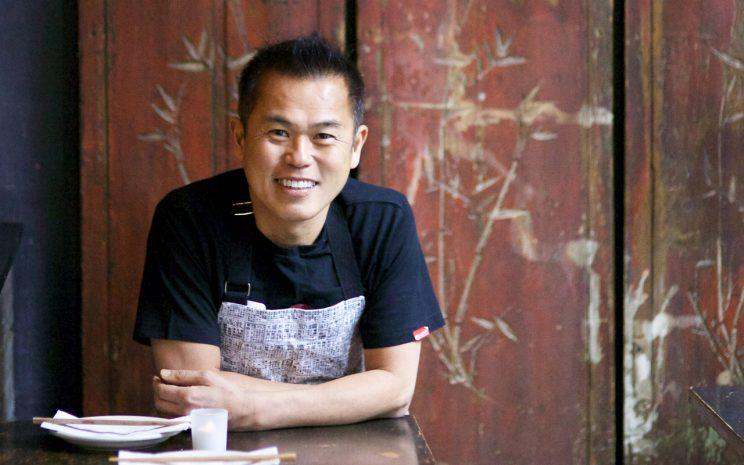 Chef and owner of Chomp Chomp, Simpson Wong. (Photo: Chomp Chomp)