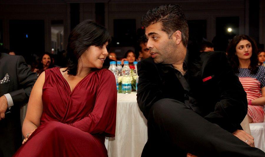 Ekta Kapoor and Karan Johar's marriage : It was perhaps the most bizarre Bollywood gossip that ever went around. A gossip magazine said that Ekta Kapoor had accepted Karan Johar's proposal for marriage. We think both of them had quite a bit of fun over this gossip because they didn't react to it for a few days.