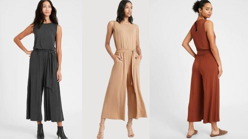 Ideal for comfort and style, reviewers love this jumpsuit