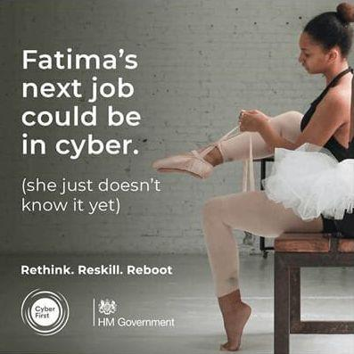 The ad has now been pulled from circulation (Photo: UK government)