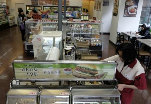 Convenience stores become one-stop shop in Taiwan