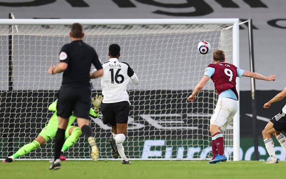 Chris Wood scored the second - Getty